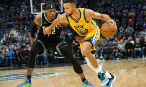 Golden State Warriors vs. Sacramento Kings: Steph Curry lead the way in 119-107 win over Sacramento