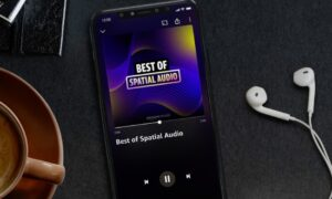 Amazon Music now allow to play spatial audio using any headphones