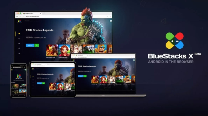 BlueStacks is bringing new and free way to play Android games in your browser