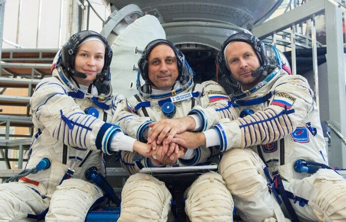 Russian actor and film producer will launches first movie made to the international space station