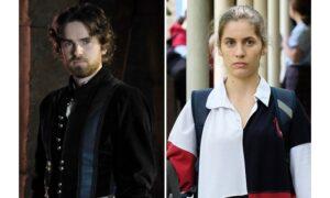 The CW pick up Aidan Turner's series 'Leonardo' & Australian comedy drama 'Bump'