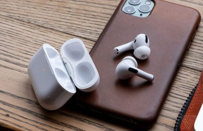 AirPods Pro can assist you with hearing conversations better after ongoing firmware update