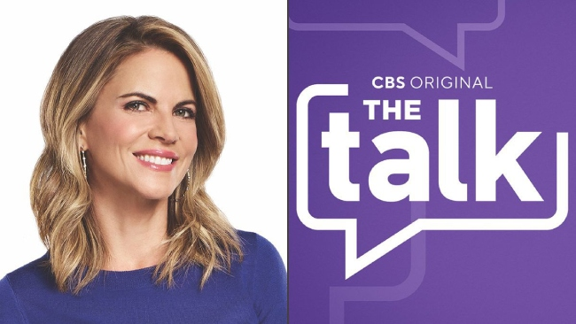 'The Talk' declares Natalie Morales is joining as permanent co-host